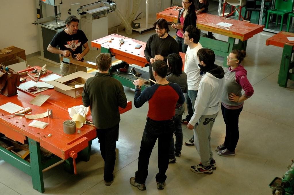 immagini da un workshop