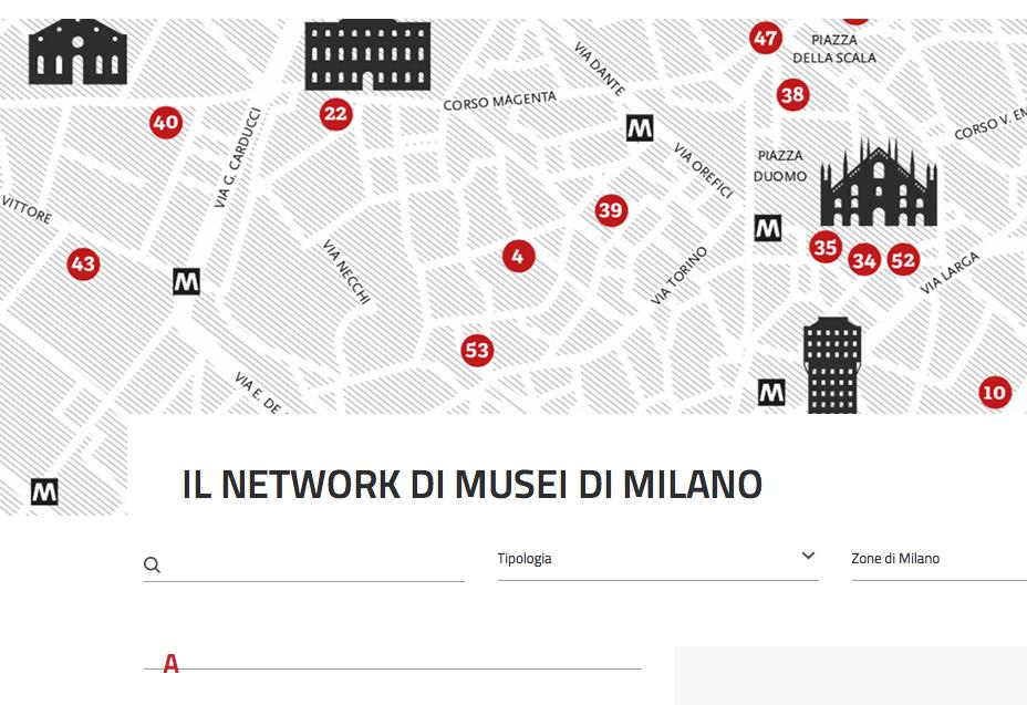 mappa dal sito
