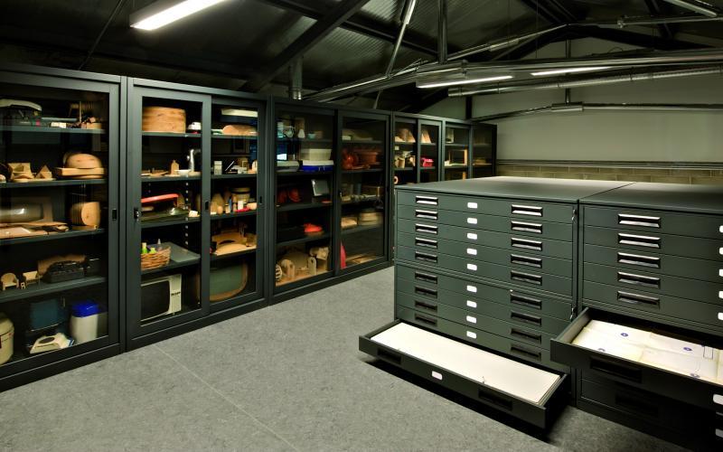 I locali per l'archiviazione